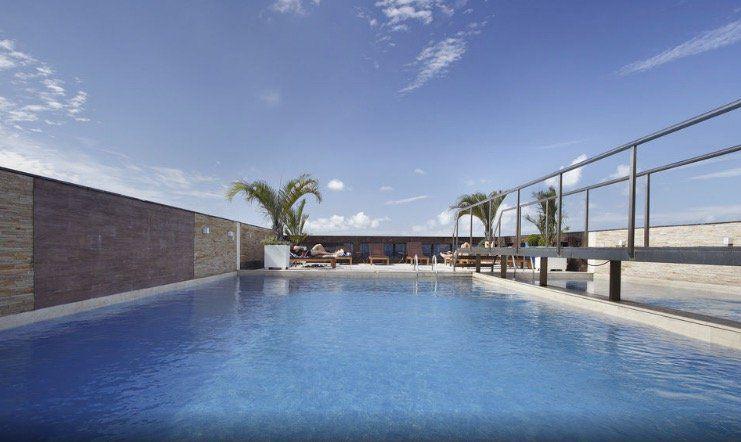 Rio de Janeiro an der Copacabana: 1 Woche im 4*Hotel inkl. Flügen und Frühstück ab 696€ p.P.