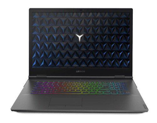 Lenovo Legion Y740 17   17,3 Zoll Full HD Gaming Notebook mit 144 Hz + RTX 2060 (6GB) für 1.599€ (statt 1.960€)