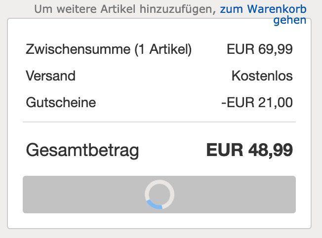 Ray Ban Aviator Piloten Sonnenbrille ab 41,99€ statt 89€)