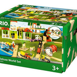 Brio World Set Deluxe für 146,70€ inkl. VSK (statt 187€)