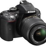 Nikon D5300 Spiegelreflexkamera mit 18-55 mm Objektiv ab  384€ (statt 485€)