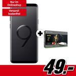Galaxy S9+ inkl. Xbox One X Fallout 76 Bundle für 49€ + Vodafone Allnet-Flat mit 4GB LTE für 31,99€