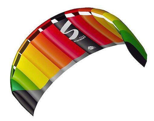 Symphony Pro 2.5 Rainbow Zweileiner Lenkdrache für 60,67€ (statt 74€)