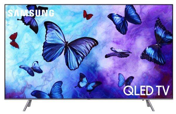Samsung GQ65Q6FNGT   65 Zoll QLED UHD Fernseher ab 1.249€ + 150€ Saturn Coupon