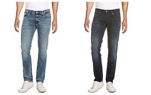 Tommy Hilfiger Herren Stretch Jeans Scanton Slim Fit für 55,55€ (statt 80€)