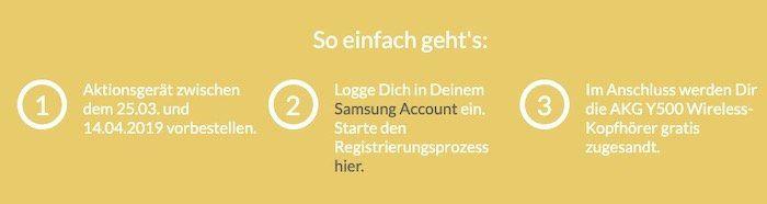 Samsung Tab S5e LTE 64GB für 79€ + gratis AKG Y500 Wireless Kopfhörer (Wert 145€) + Vodafone LTE Datentarif mit 12GB LTE für 27,49€ mtl.