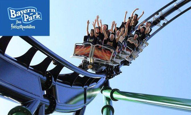 Ticket für den Bayern Park in Reisbach mit Attraktionen, Events und Abenteuer für 15,90€ (statt 23€)