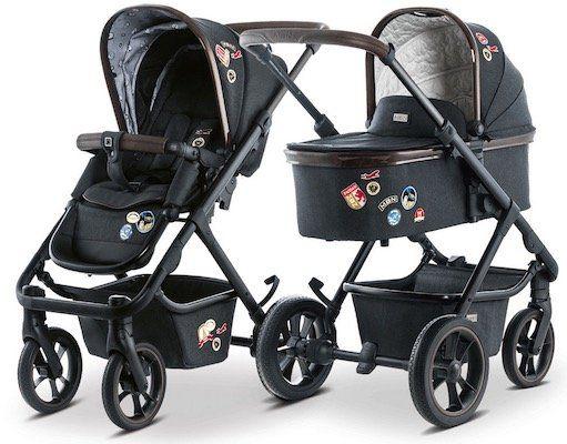 Moon Scala Voyage Kombi Kinderwagen für 405,90€ (statt 635€)