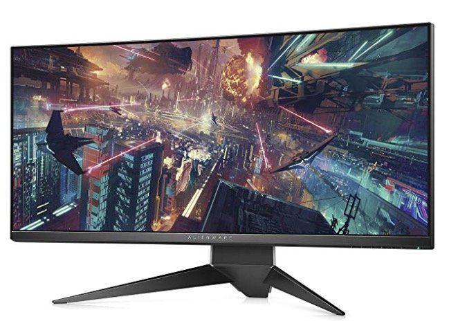 Pricedrop! Dell Alienware AW3418HW   34 curved WFHD Monitor bis 160 Hz für 569,90€ (statt 730€)