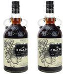 2 Flaschen Kraken Black Spiced Rum je 0,7L für 31,40€ (statt 37€) – via Paydirekt