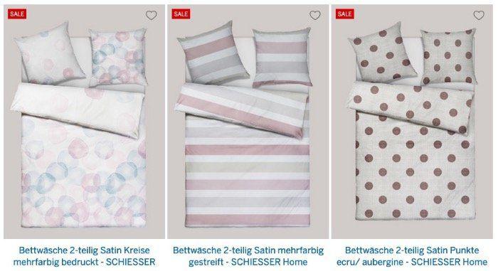 Schiesser: 50% Rabatt Sale + 20% Extra Rabatt auch Sale (MBW 40€)   günstige Unterwäsche