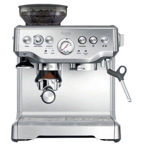 Sage Barista Express Espresso Siebträgermaschine ab 449,10€(statt 566€)   eBay Plus
