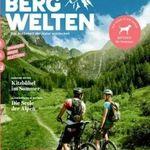 8 Ausgaben Bergwelten für 44€ – dazu Prämie: 40€ Amazon-Gutschein
