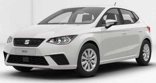 Seat Ibiza 1.0 TSI Style mit 95 PS im Privat Leasing für 137,42€ mtl.