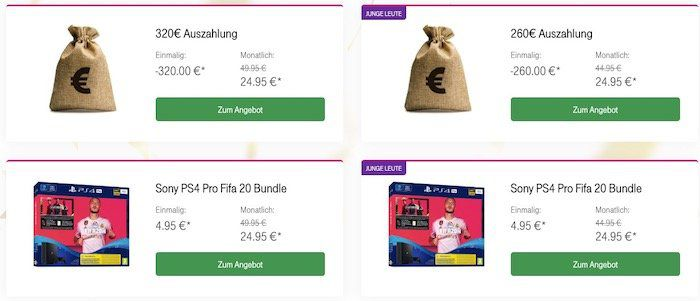 Telekom Magenta Zuhause (DSL Tarife) mit bis zu 320€ Cashback oder anderen Prämien + zusätzlich Magenta Vorteil möglich