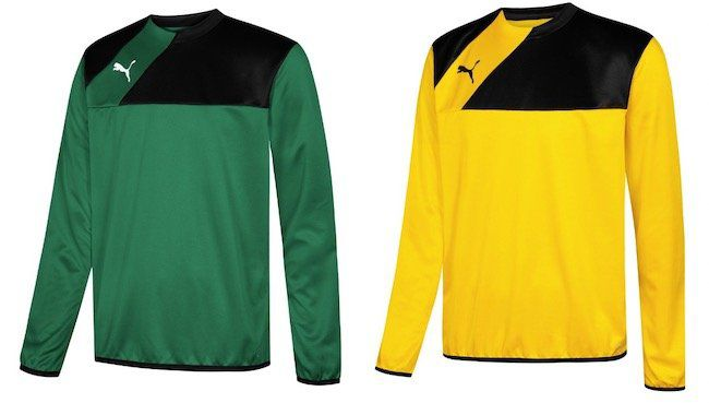 Puma Esquadra Herren Training Sweatshirts für je 7,77€ + VSK