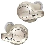 JABRA Elite 65t In-ear True Wireless Kopfhörer in Gold für 87€ (statt 119€)