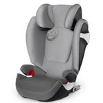 cybex Solution M-fix Kindersitz (3 bis 12 Jahre) in Manhattan-Grey für 124,99€ (statt 150€)