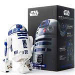 Sphero Star Wars R2-D2 appgesteuerter Droide für 64,99€ (statt 92€)