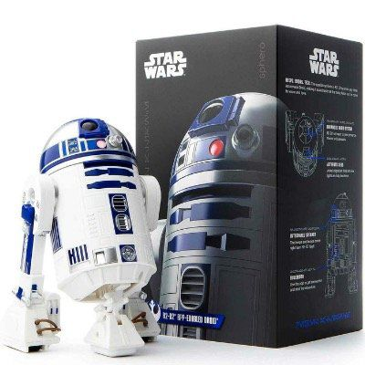 Sphero Star Wars R2 D2 appgesteuerter Droide für 64,99€ (statt 92€)