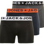 3er Pack Jack & Jones Trunks Boxershorts für 18,99€ (statt 25€)