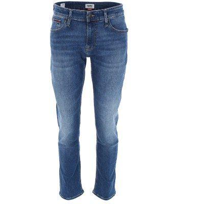 Tommy Hilfiger Herren Stretch Jeans Scanton Slim Fit für 49,99€ (statt 73€)