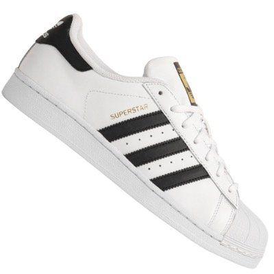 adidas Originals Superstar Herren Sneaker in Weiß Schwarz für 53,94€ (statt 64€)