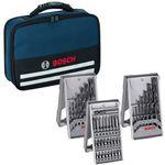 Bosch Werkzeug-Tasche mit Zubehör passend für GSR 12V-15 und 10,8-2-Li ab 17,10€ (statt 24€)