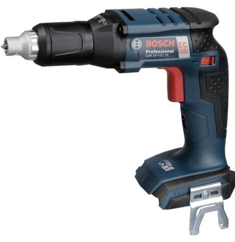 Bosch GSR 18 V EC TE Professional Akku Trockenbauschrauber ohne Akku für 159,95€ (statt 170€)