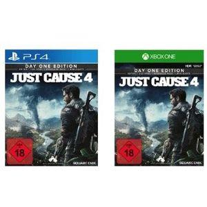 Just Cause 4 für PC, PS4 und Xbox jeweils 25€