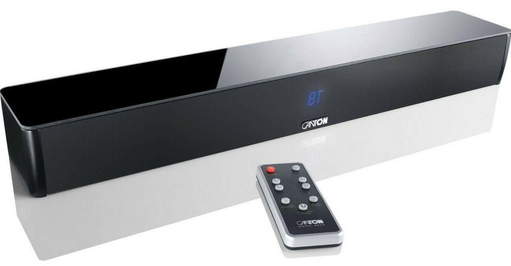 Canton DM 5   2.1 Virtual Surround System (120 Watt) für 179,90€ (statt 217€)