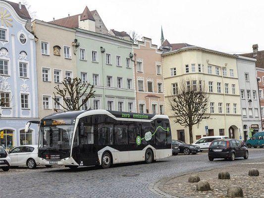 City Bus bis Ende 2019 in Burghausen kostenlos nutzen (WE & Feiertage)