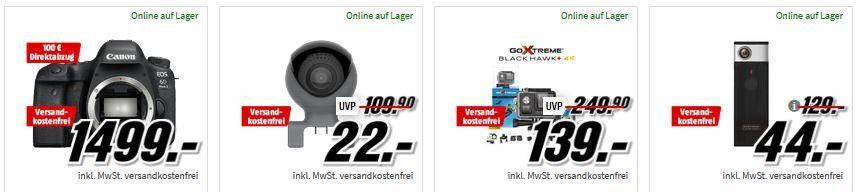 Media Markt Foto Late Night Aktion: günstiges Foto & Zubehör: z.B. GOXTREME Omni 360° für 22€ (statt 37€)
