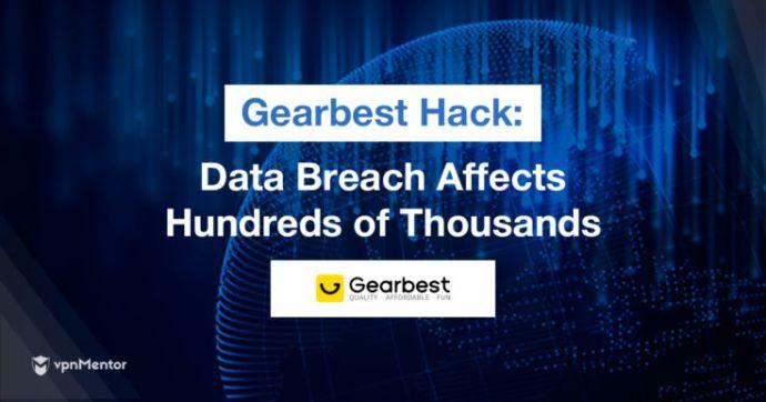 Sicherheitslücke bei Gearbest: Kundendaten sind möglicherweise im Umlauf