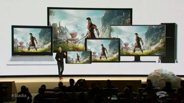 Google stellt Cloud Gaming Plattform Stadia vor