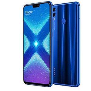 Honor 8X 64GB mit DualSIM in Blau oder Schwarz für 169€ (statt 198€)