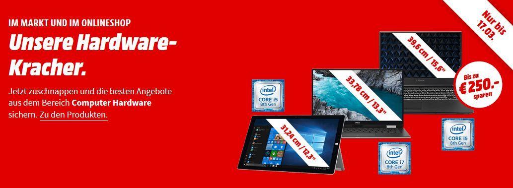Media Markt Notebook & Convertible Aktion: z.B. ASUS VivoBook S14 Notebook mit Core™ i7 für 899€ (statt 1.003€)