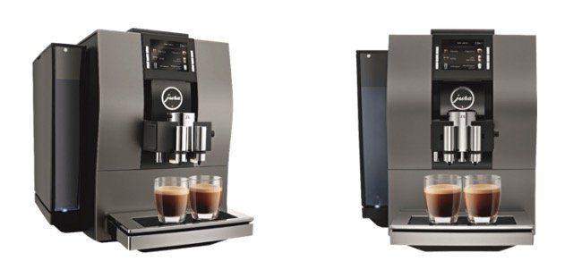 Kaffeevollautomat JURA Z6 ☕ in Dark Inox für 1.274,15€ (statt 1.589€)