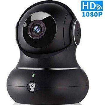 Littlelf Überwachungskamera mit WLAN, 1080P, Bewegung und Nachtsicht für 31,79€ (statt 52€)