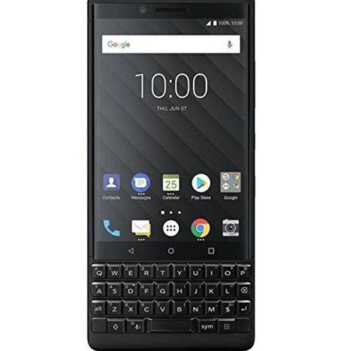 BlackBerry KEY 2 Black (QWERTY) 64GB für 399,90€ (statt 460€)