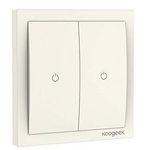 Koogeek WiFi Smart-Lichtschalter für z.B. Apple HomeKit & Siri für 21,99€ (statt 57€)