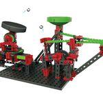 Saturn Entertainment Weekend Deals: z.B. FISCHERTECHNIK Dynamic XM + Motor Set XS Baukasten für 42,99€ (statt 94€)
