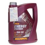 MANNOL Energy Premium 5W-30 – 5 Liter Kfz Öl für 16,49€ (statt 21€)