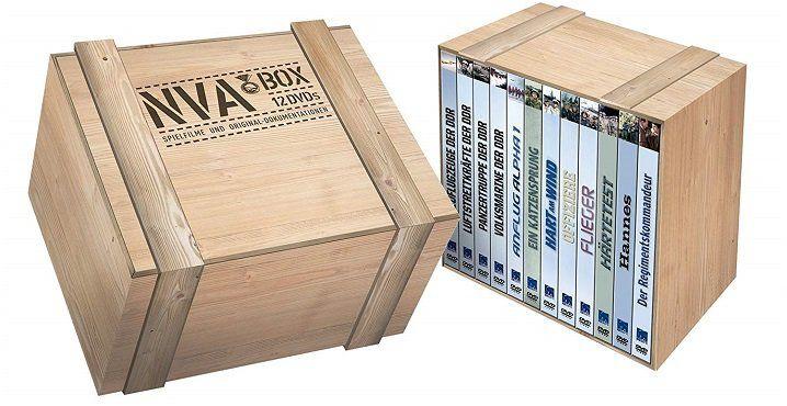 Vorbei   NVA Holzbox (Streng limitierte Sonderedition) für 65€ (statt 177€)