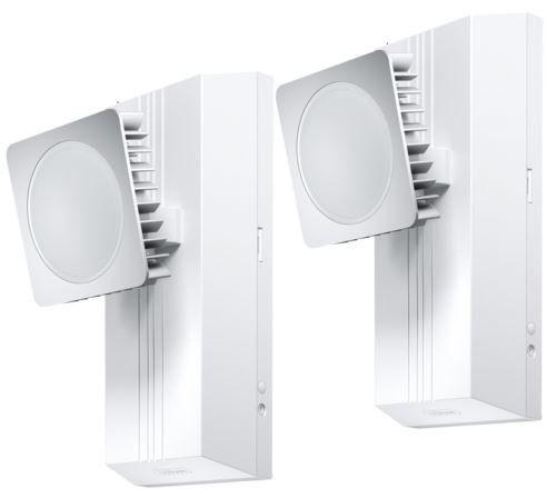 Osram Noxlite Smart LED Außenleuchte mit Bewegungsmelder   2er Pack für 67,90€ (statt 88€)