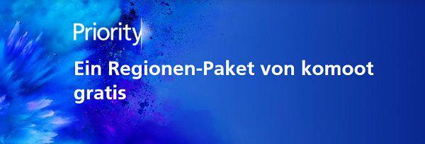 NUR NOCH HEUTE: 1 Regionenpaket bei komoot für O2 Kunden gratis (statt ab 9€)