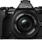 Olympus OM-D E-M5 Mark ll Systemkamera  mit Pancake Zoom Kit 14-42 mm für 888€ (statt 978€)