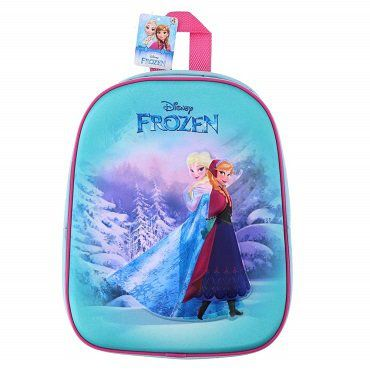 TOPWRITE 3D Kinderrucksack Frozen für 5€ (statt 13€)