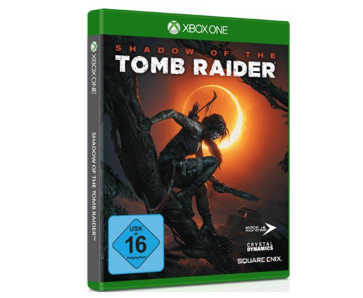 💥 Shadow of the Tomb Raider (Standard Edition)   Xbox One für 18€ (statt 43€)