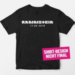 Vorbei! Rammstein Album vorbestellen und T-Shirt 👕 gratis dazu erhalten